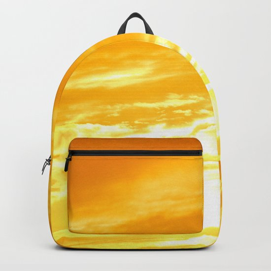 Μy Νeighborhood Sunset Backpack