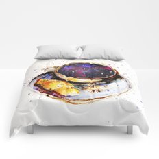 A cup of space Comforters