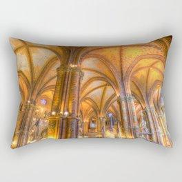 Mathias Church Budapest Rectangular Pillow