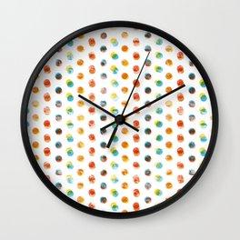 GeoPattern 04 Wall Clock