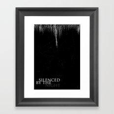 . . . The Night Framed Art Print
