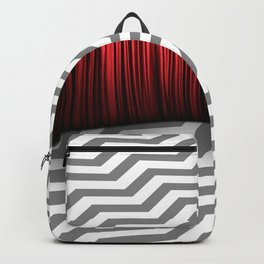 Red Room Backpack