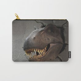 Dinosaur crush Carry-All Pouch