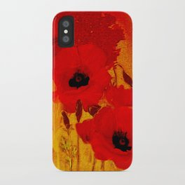FLOWERS - Mellow yellow iPhone Case