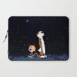 Calvin Hobbes Laptop Sleeve
