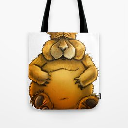 Beary sorry. Tote Bag