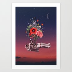 Flourishing of Life Art Print