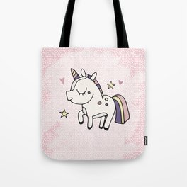 Unicorn sweety Tote Bag