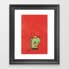 Happy Chinese New Year to Everyone!  Framed Art Print