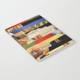 Glitch Pin-Up Redux: Jessica Notebook