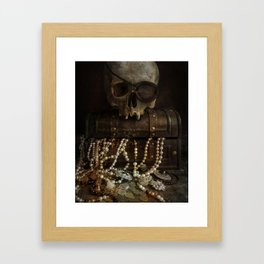 The Lost Treasure Framed Art Print