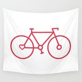 Fixed Gear Love Wall Tapestry