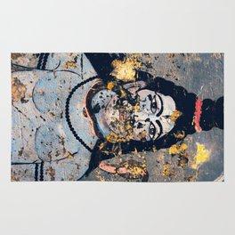 Hindu mural Rug