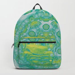wreck in mandala Backpack