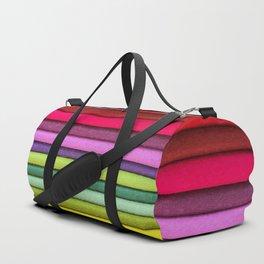 FABRIC FROLIC Duffle Bag