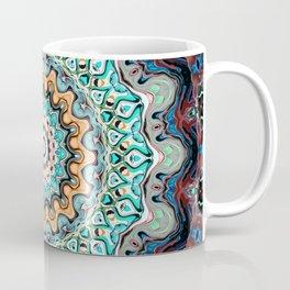Colorful Kaleidoscope Rings Coffee Mug