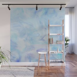 Blue Marble Wall Mural