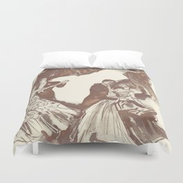 Having A Ball ! Duvet Cover