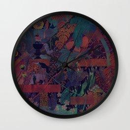 Zaba II Wall Clock