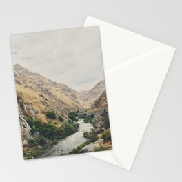 the Kern River .. Stationery Cards