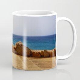 Ocean Path Coffee Mug