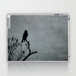 Majestic Crow Laptop & iPad Skin
