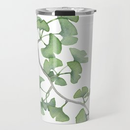 GINKGO, painting by Frank-Joseph Travel Mug
