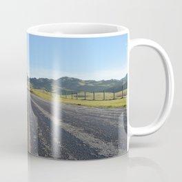 CA Road Coffee Mug