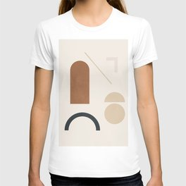 Geometric Modern Art 32 T-shirt