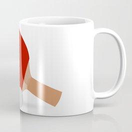 Ping-Pong Racket & Ball Coffee Mug