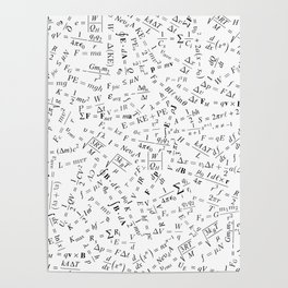 Equation Overload II Poster