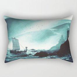 The Northern Tide Rectangular Pillow
