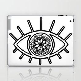 Mandala Evil Eye Laptop & iPad Skin