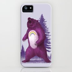Scare Bear Slim Case iPhone (5, 5s)