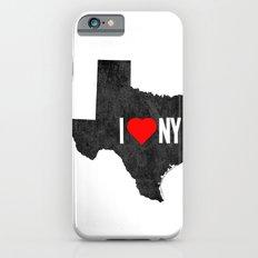 I (Heart) TX Slim Case iPhone 6s