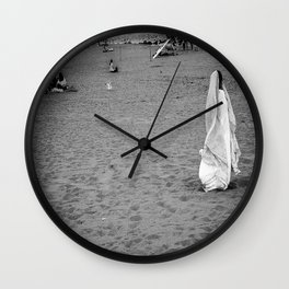 The Wanderer Wall Clock