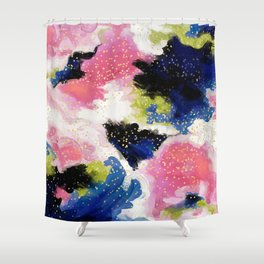 Spring Celebration Shower Curtain
