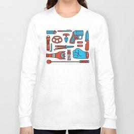 Street weapons Long Sleeve T-shirt