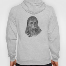 Wookiee Chewbacca Hoody