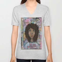 Virtuous Woman Unisex V-Neck