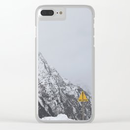 Ravin Clear iPhone Case