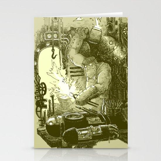 Doombots Stationery Cards