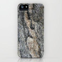 Detail: Granite 2 iPhone Case