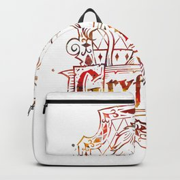 Gryffindor Crest Backpack