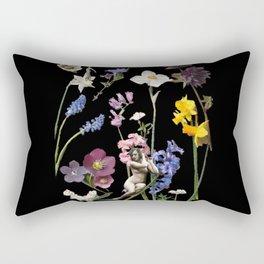 Wildflower Dream Rectangular Pillow