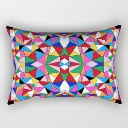 Kaleidoscope II Rectangular Pillow