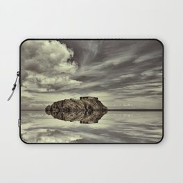 Reflections of Tenby Laptop Sleeve