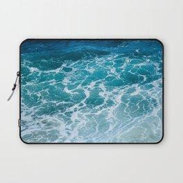 Ocean Waves in Hawaii Laptop Sleeve