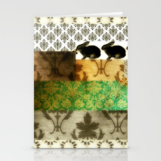 The Hares Stationery Cards