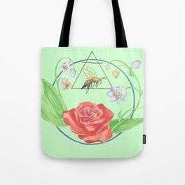 The Sacred Queen Tote Bag